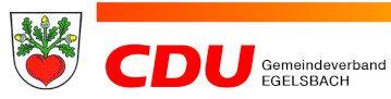 CDU Gemeindeverband Egelsbach Logo