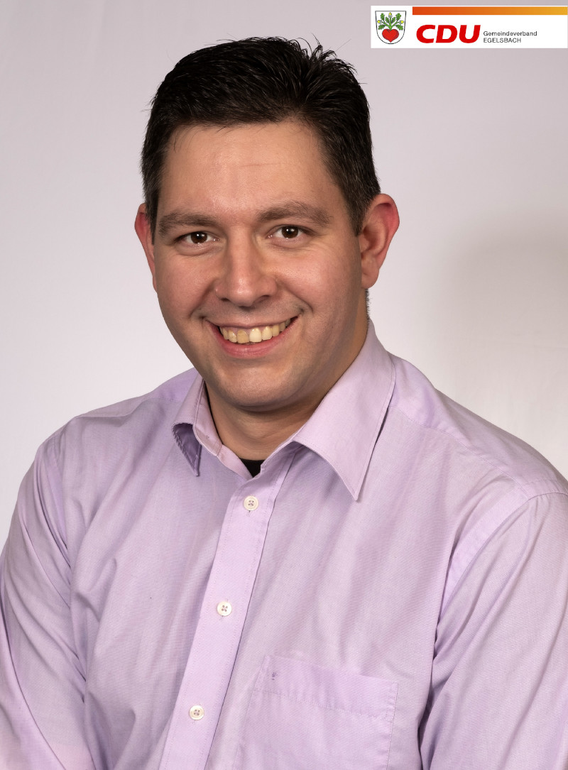 Sascha Wurm - Fraktionsvorsitzender