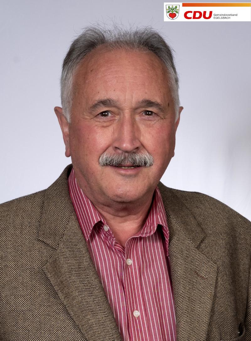 Klaus Dieter Bergerhausen - Kassenwart
